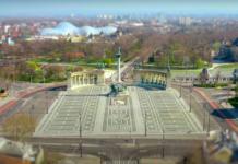 Üres Budapest budapest megvár