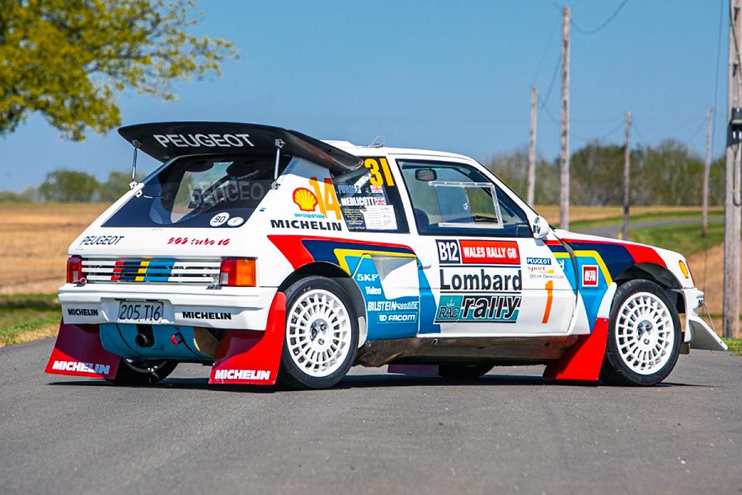 Peugeot S0007-aukcio