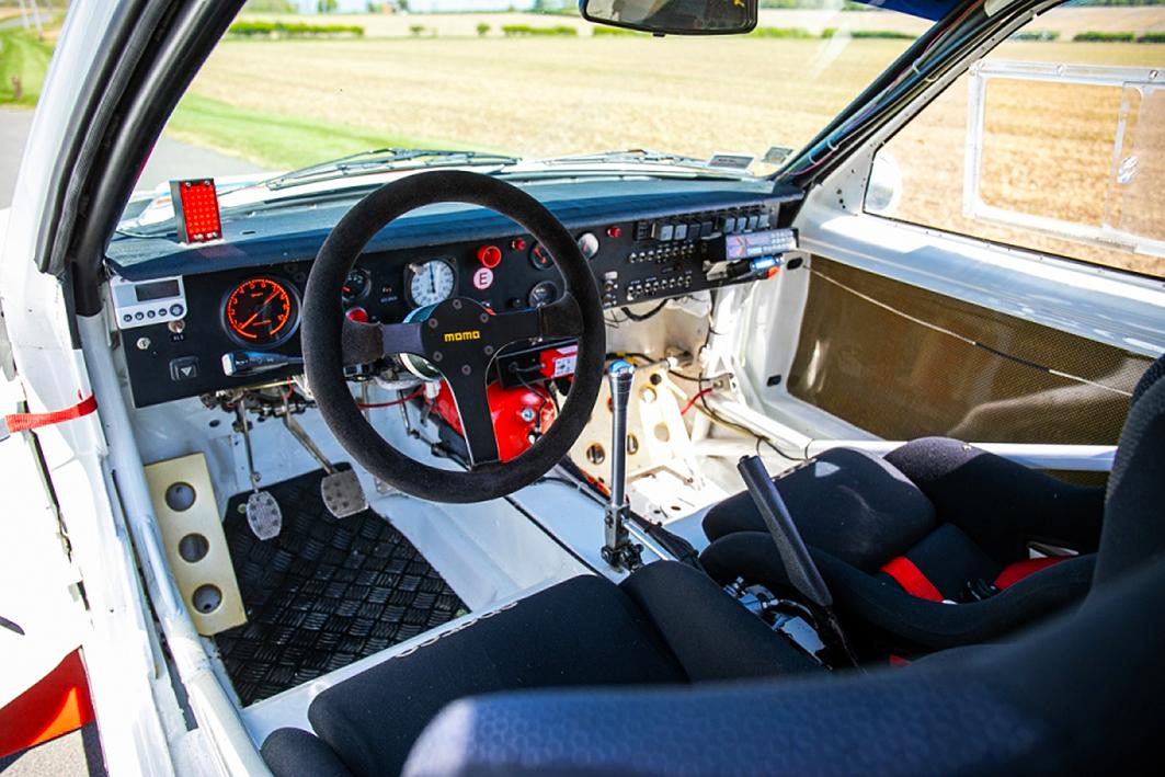 Peugeot S0007-kormany