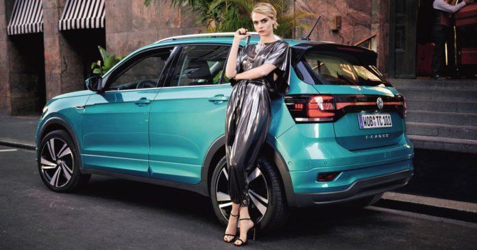 Volkswagen T-cross suv nőknek
