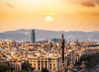 spanyolország barcelona város