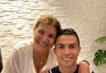 cristiano ronaldo anyak napja anyja