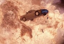 filmes autók mercedes benz autós üldözés