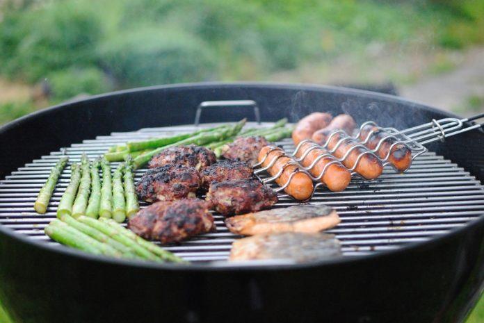grillszezon kerti grillezés