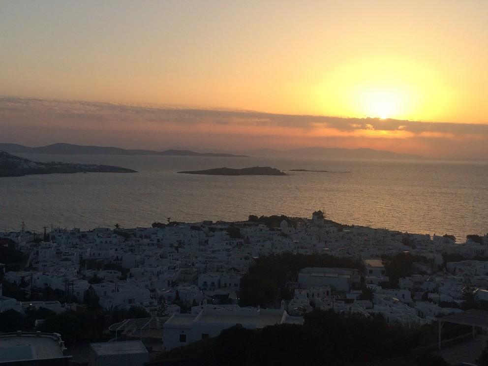 legszebb nyaralóhelyek Görögország mikonosz
