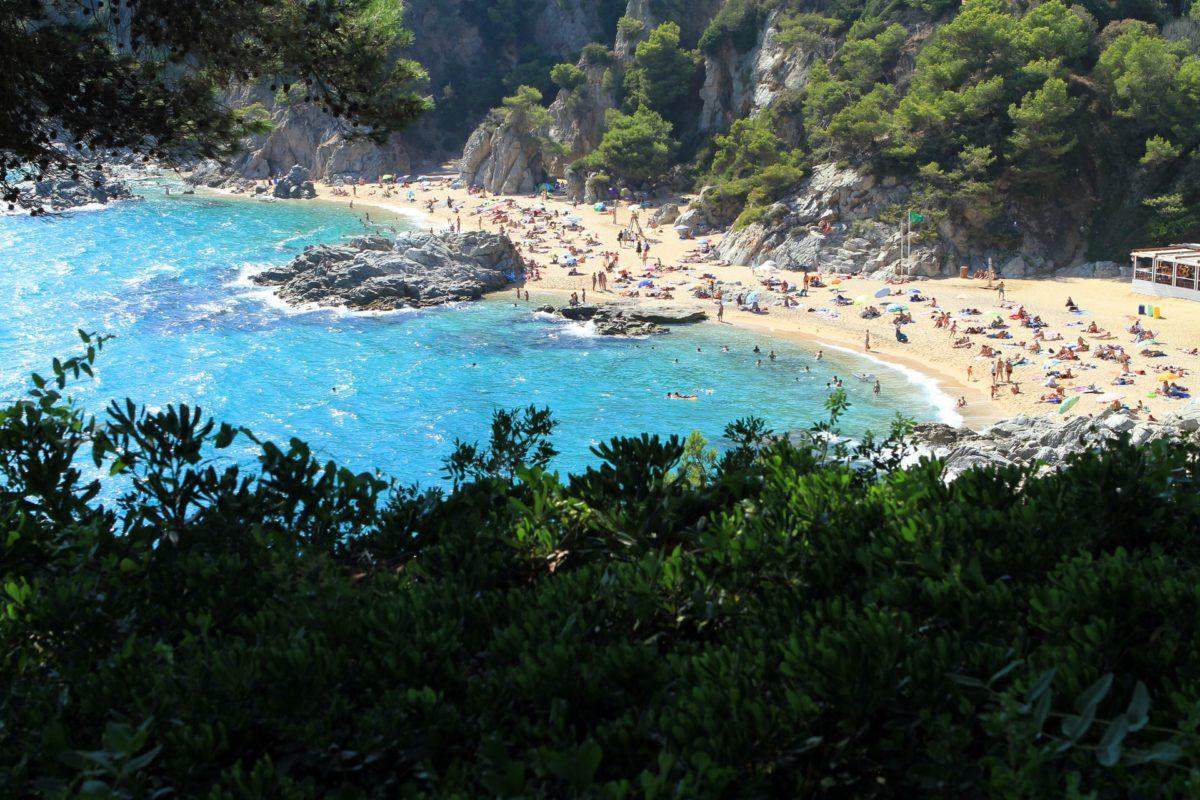 spanyol turizmus tengerpart