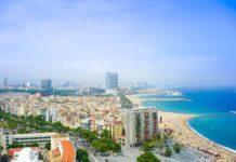 sárga besorolás barcelona tengerpart spanyolország nyaralás