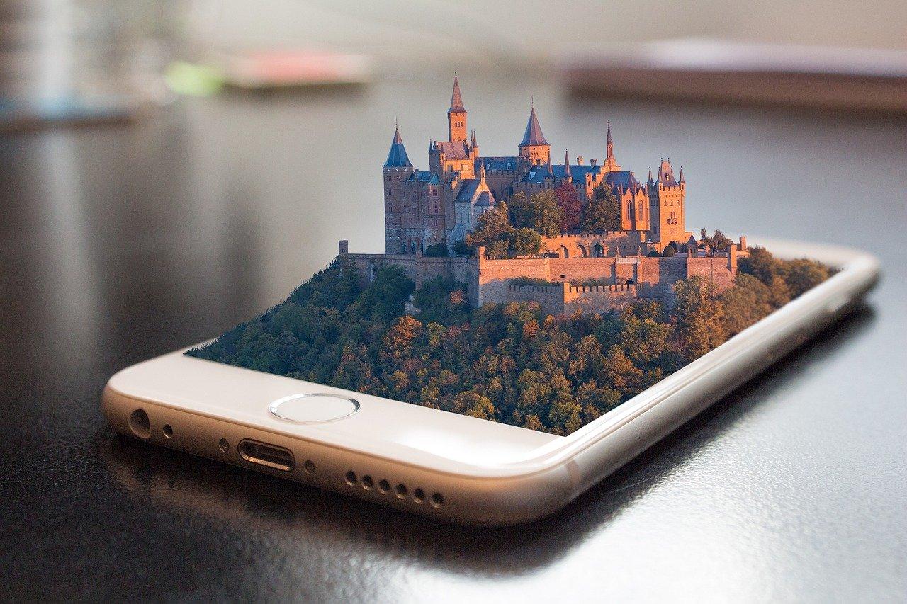 Hohenzollern kastély virtuális túra