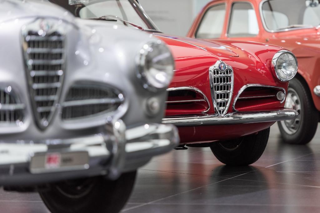 Alfa Romeo Múzeum 1900 Giulietta