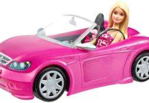 barbie autók