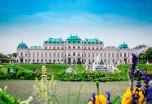 Belvedere kastély ausztria bécs