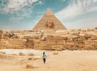 egyiptomi üdülőhelyek egyiptom piramis sivatag