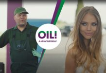 oil benzinkút reklámfilm