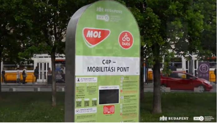 mobilitási pontok budapest