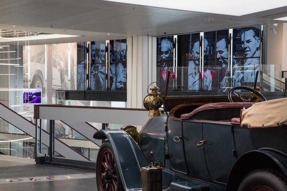 Olaszország Alfa Romeo múzeum