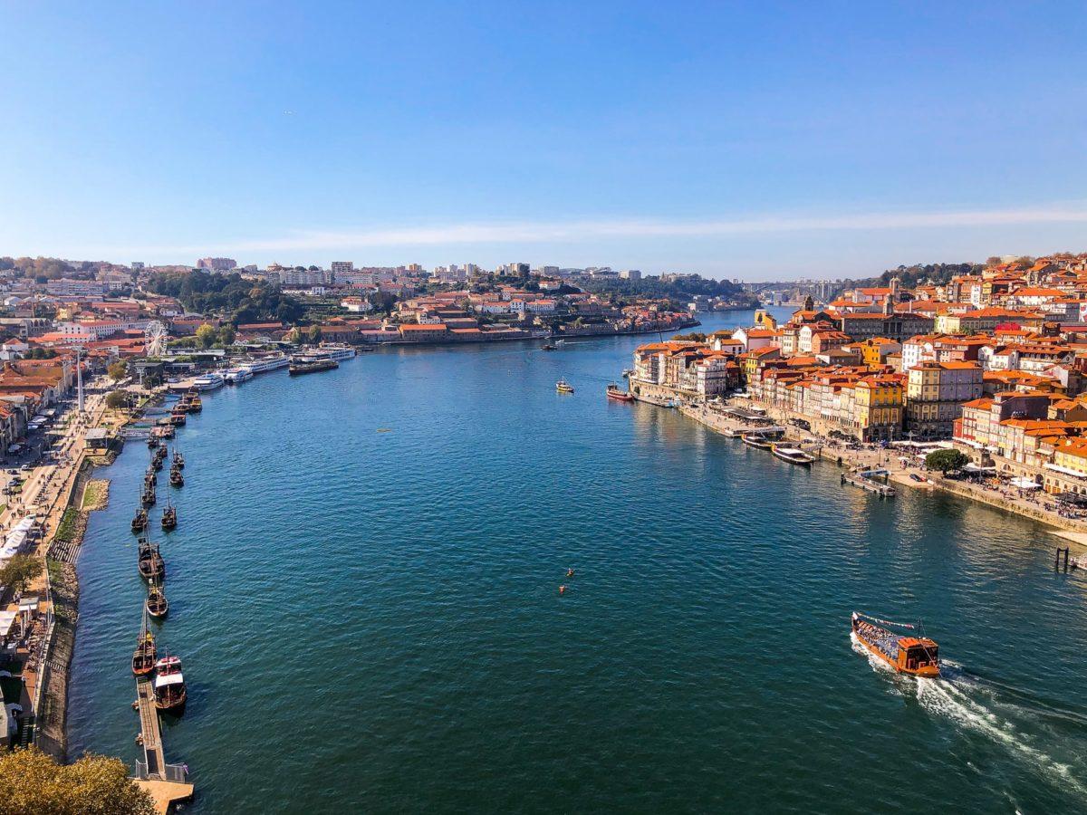 folyó portugália utazás