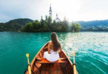 szlovénia nyáron