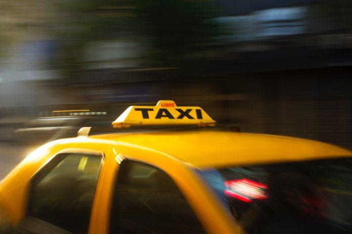 taxi taxisofőrök