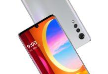 LG Velvet okostelefon