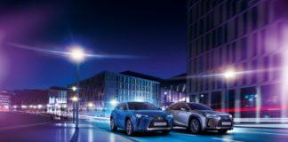 Lexus UX 300e elektromos Lexus