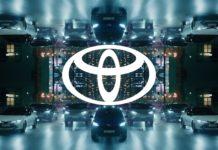 Toyota új logója