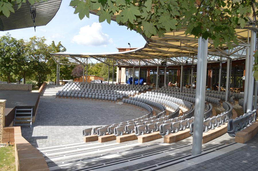 balatonfüred Balaton Szabadidő és Konferencia Központ Szabadtéri Színpad
