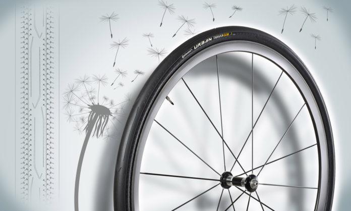 bicikliabroncs pitypangból