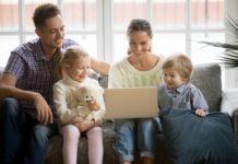 digitális tudás család internet