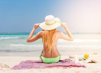 praktikák napégésre napozás tengerpart