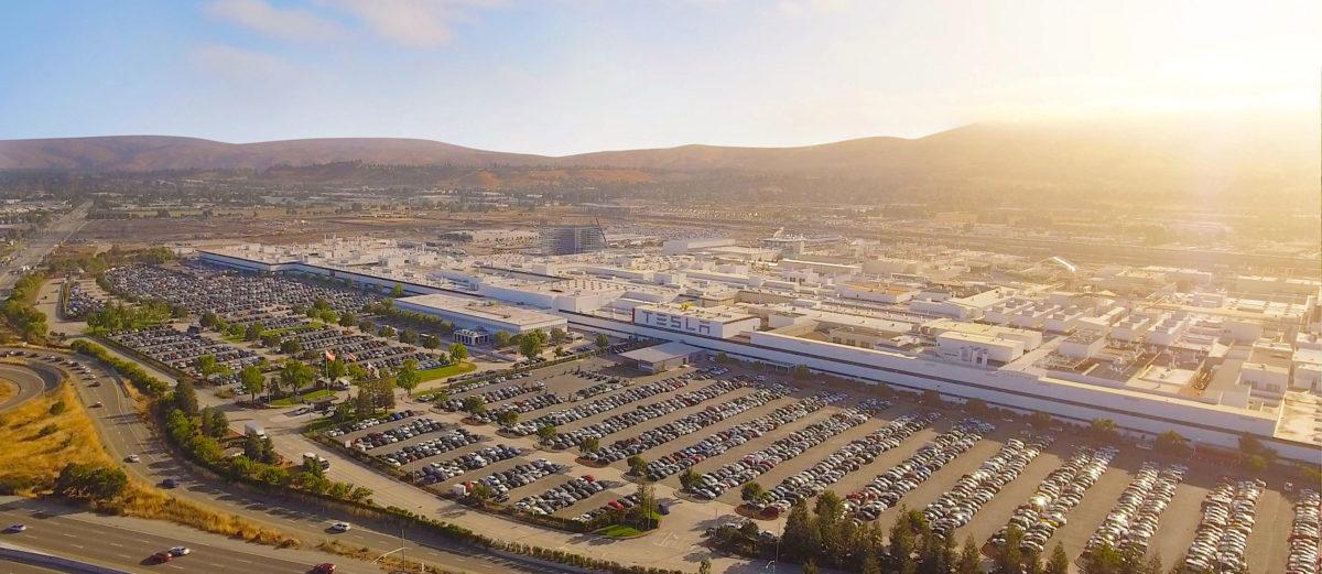 tesla-gyár