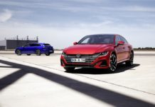 Volkswagen Arteon Shooting Brake R and Arteon R-Line