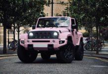 használt jeep wrangler off road terepjáró