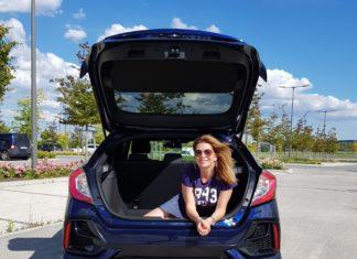 Honda Civic Sport Line teszt