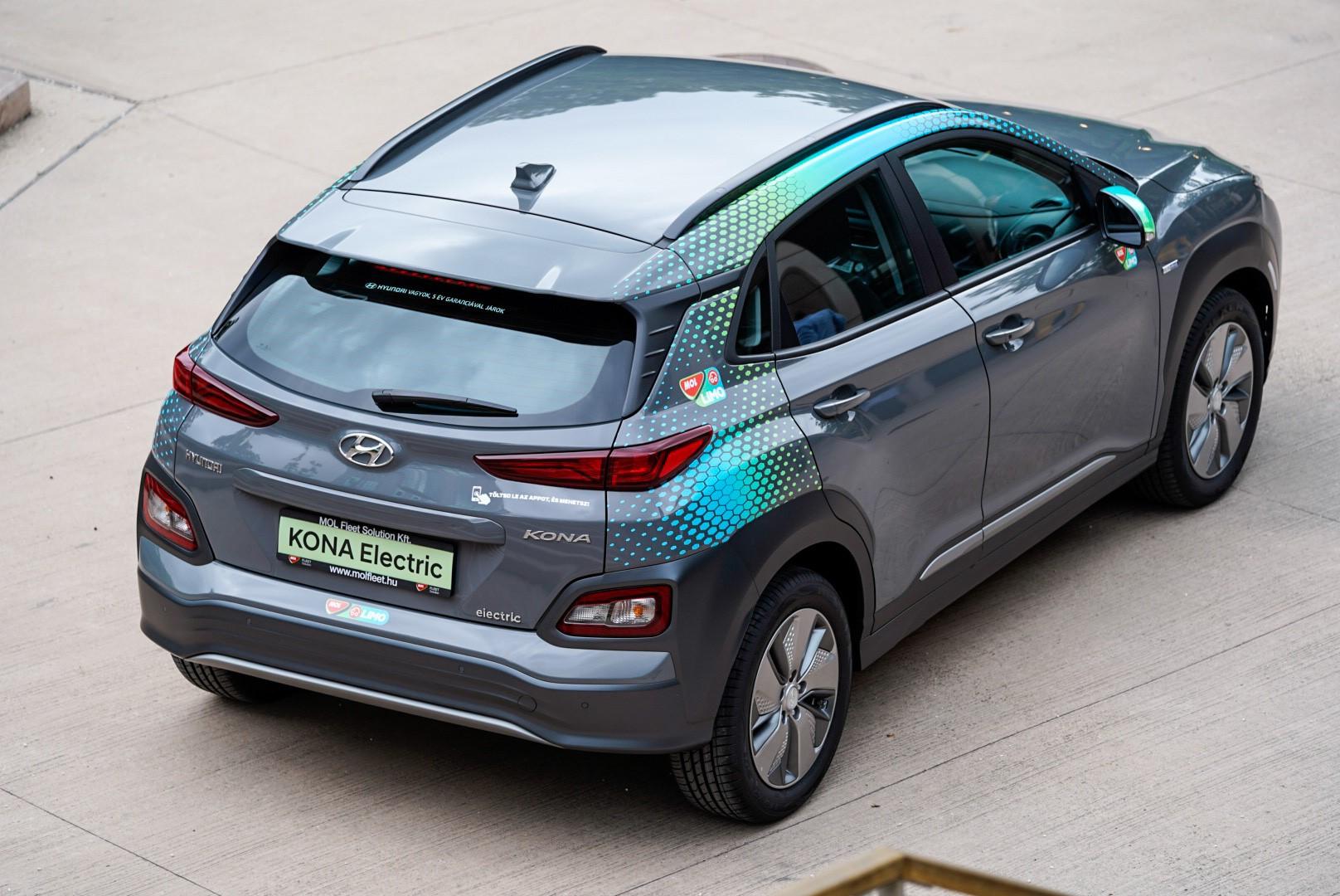 MOL Limo Hyundai Kona