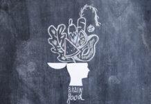 agyserkentő ételek