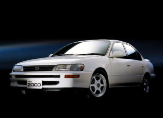 Toyota Corolla TRD2000