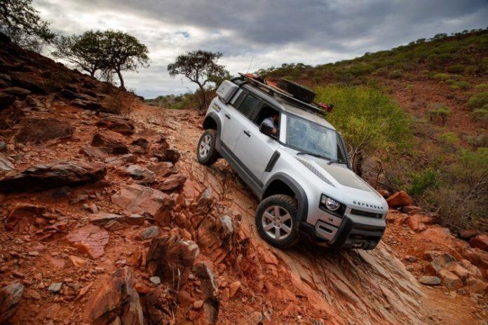új land rover defender goodyear