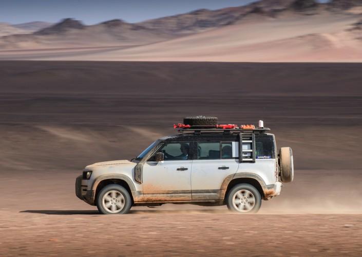új land rover defender abroncsok