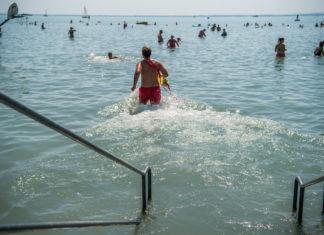 balaton vízi baleset