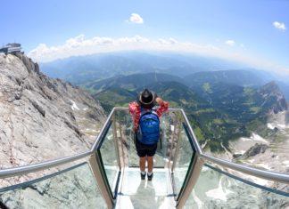 osztrák kilátóhelyek