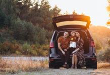 családi autós kirándulások