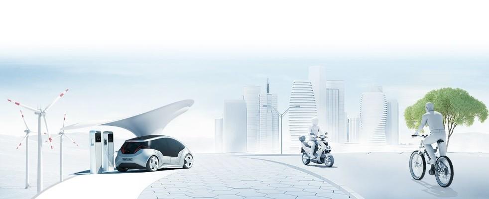 elektromobilitás