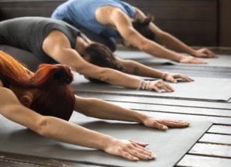 jógaóra jógázás