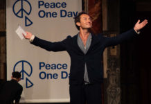 peace one day jude law