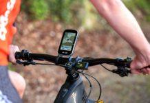 kerékpáros navigáció MIO