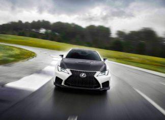 lexus 2021 rc f fuji speedway
