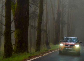 őszi vezetés csúszós utak