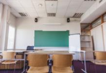 iskolák bezárása osztályterem