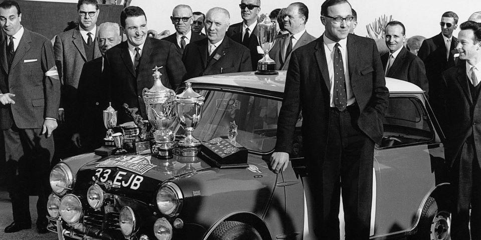 paddy hopkirk 1964 monte carlo-rally