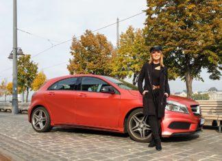 Tolvai Reni és a piros Mercedes
